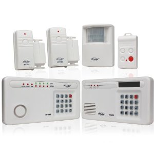 Review of Skylink SC-1000 Complete Wireless Alarm System