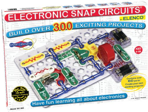 Review of Snap Circuits SC-300