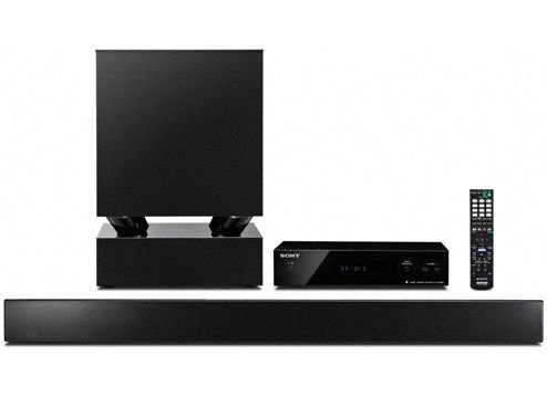Review of Sony HTCT550W 3D Sound Bar Home Theater System with Wireless Subwoofer