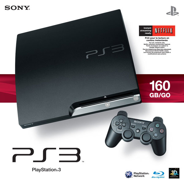PlayStation 3 160GB System - Reviews of Top 10+ Video Game Consoles and Handheld Gaming Devices