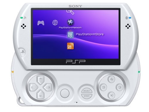 Sony PSPgo - Reviews of Top 10+ Video Game Consoles and Handheld Gaming Devices