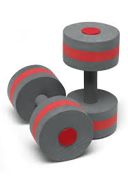 Review of Speedo Aqua Fitness Barbells (Pair)