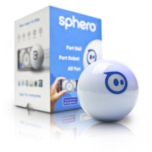Review of Sphero iOS and Android App Controlled Robotic Ball