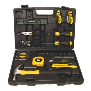 Review of Stanley 94-248 65-Piece General Homeowner's Tool S ...