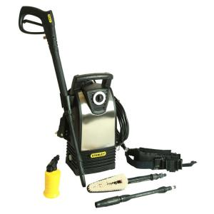Review of Stanley 1600 psi 1.4 GPM Direct Drive Electric Pressure Washer (Model: P1600S-BB)