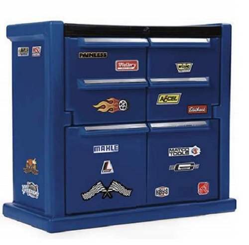 Review of Step2 Tool Chest Dresser