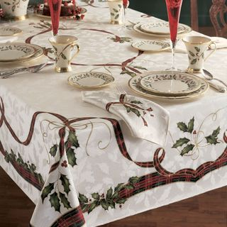 Lenox Tablecloth  - Reviews of Top 10 Tableware Items