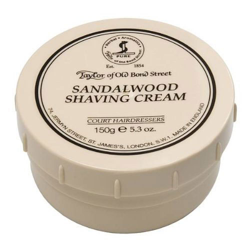 Review of Taylor of Old Bond Street Sandalwood Shaving Cream ...