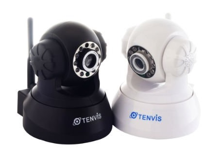 Review of TENVIS Wireless IP Pan/Tilt/ Night Vision Internet ...