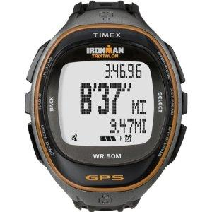 Review of Timex Full-Size T5K549 Ironman Run Trainer GPS Wat ...