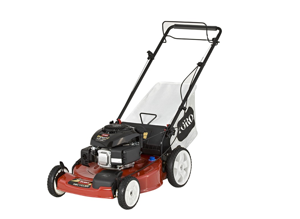Review of Toro 22 in. High Wheel Variable Speed Self-Propelled Gas Lawn Mower (Model: 20371)