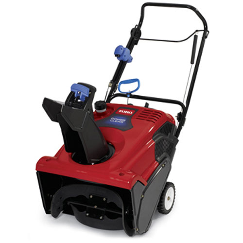 Review of - Toro Power Clear 621 QZE 21/