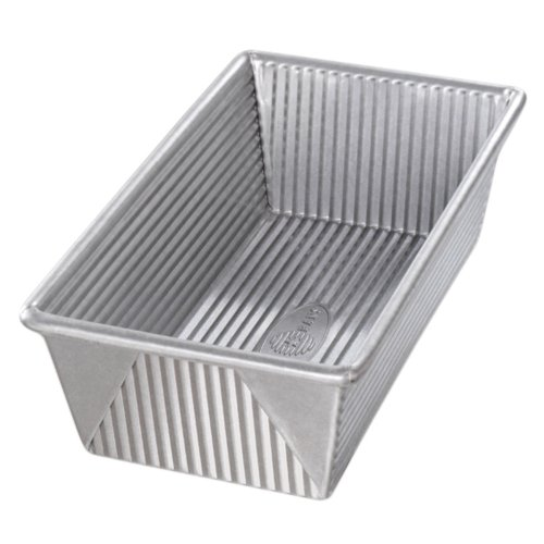 Review of USA Pans Loaf Pan, Aluminized Steel with Americoat