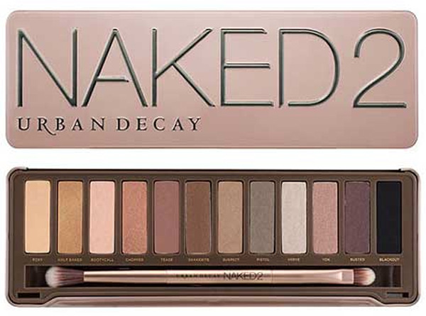 Review of Urban Decay Naked2 Palette