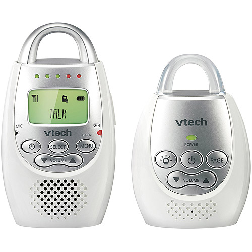 Review of VTech - Safe and Sound 1.9 GHz Digital Audio Baby Monitor, DM221