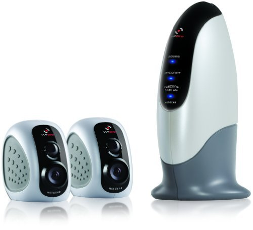 Review of NETGEAR VueZone Home Video Monitoring System - 2 C ...
