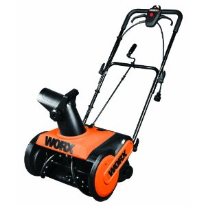 Review of WORX WG650 18-Inch 13 Amp Electric Snow Thrower