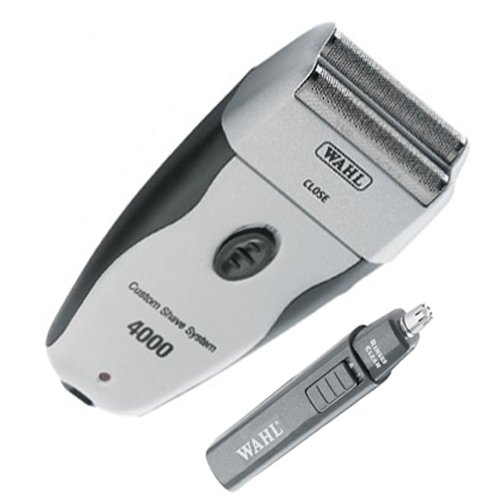 Review of Wahl 7367-500 Custom Shave System Multi-Head Shaver with Bonus Personal Trimmer