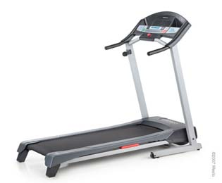 Review of - Weslo Cadence G 5.9 Treadmill