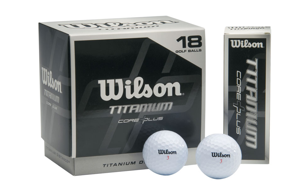 Wilson Titanium Ball (18 Ball Pack) - Reviews of Top 10 Golf Items - Play Your Best Game!