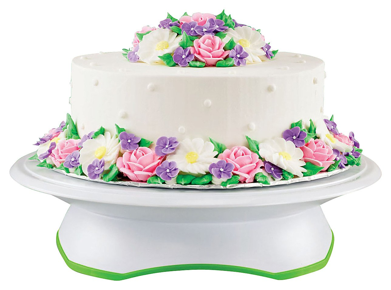 Review of Wilton Trim-N-Turn Ultra Rotating Cake Stand