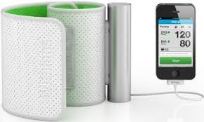 Review of Withings Smart Blood Pressure Monitor (for iPhone, ...