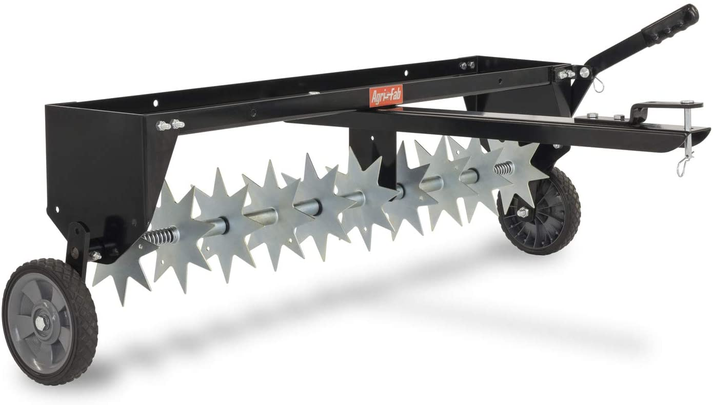 Review of Agri-Fab 45-0544 40-Inch Spike Aerator, Black