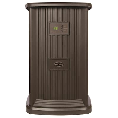 Review of AIRCARE Pedestal 3.5-Gallon Tower Evaporative Humidifier (For Rooms 1001+ Square Feet)