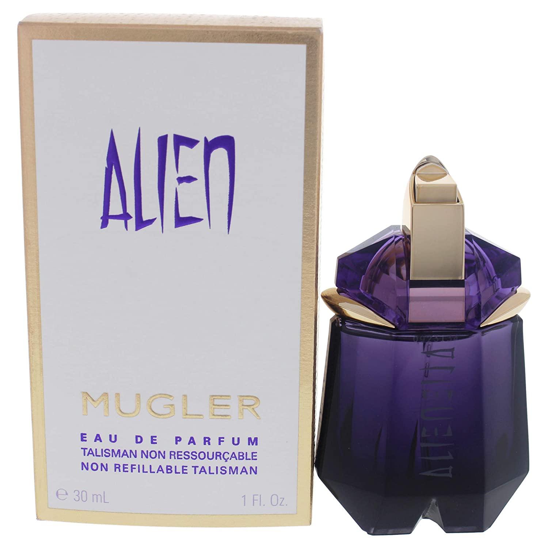 Review of Alien By Thierry Mugler For Women. Eau De Parfum Non Refillable Spray 1 Ounces