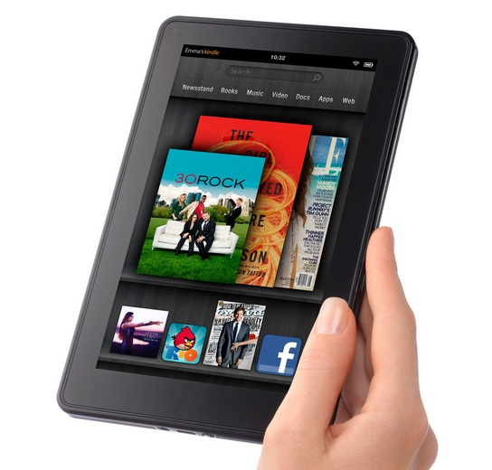 Review of Amazon Kindle Fire