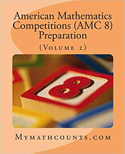 Review of American Mathematics Competitions (AMC 8) Preparation (Volume 2)