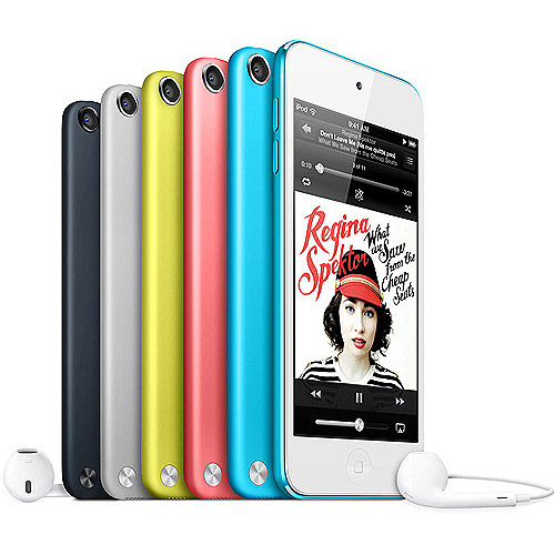 Apple iPod touch (5th Generation) NEWEST MODEL - Reviews of Top 10 Father's Day Gift Ideas for Geek Dads