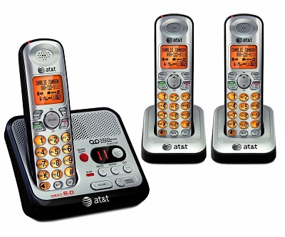 Review of AT&T EL52300 DECT 6.0 Cordless Phone