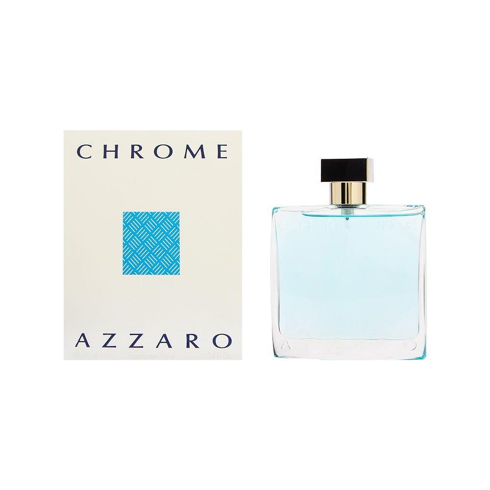 Review of Azzaro Chrome Eau de Toilette, 3.4 Fl Oz