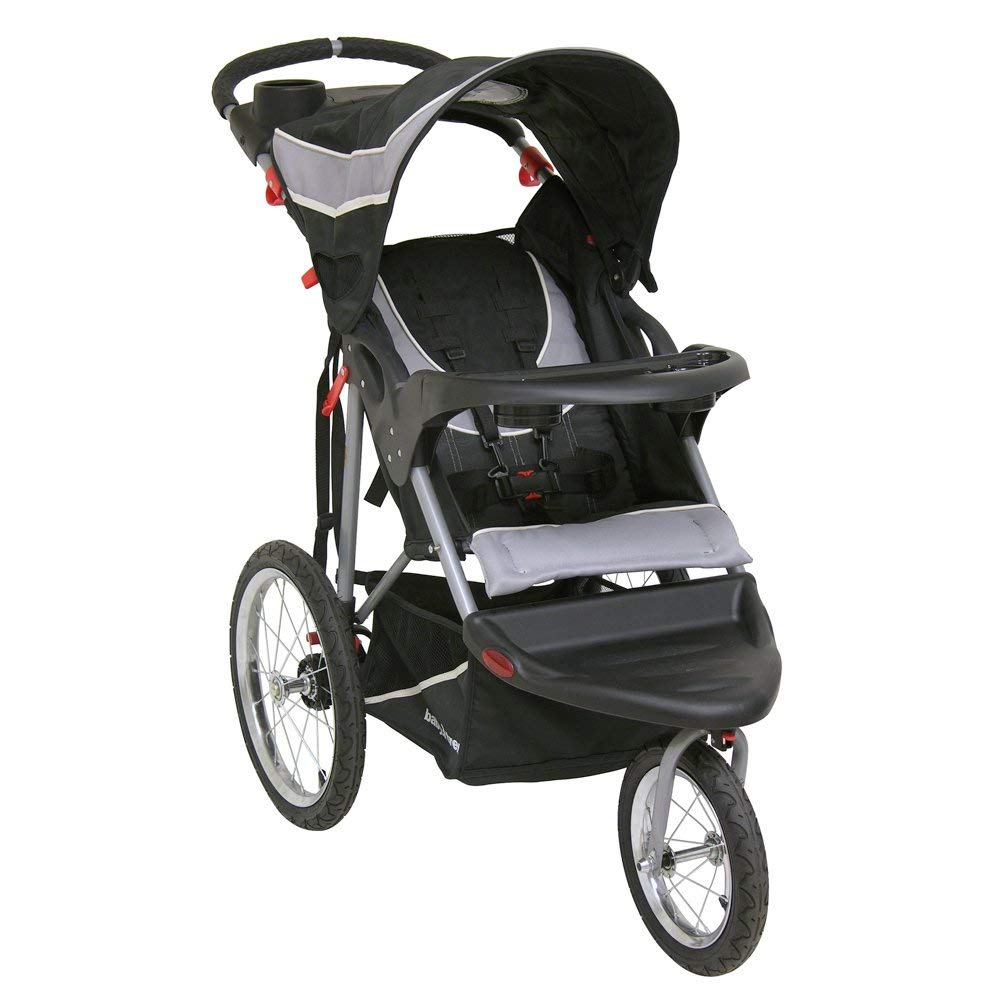 Review of Baby Trend Expedition Jogger Stroller, Phantom, 50 Pounds