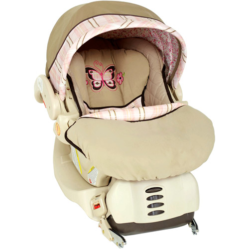Review of Baby Trend - Flex Loc 30 Infant Car Seat