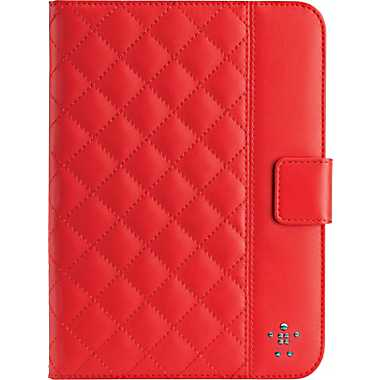 Belkin Quilted Cover with Stand for Apple iPad mini