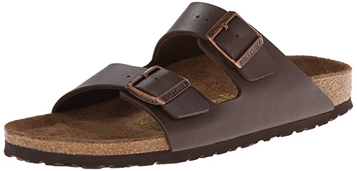 Review of Birkenstock Arizona Soft Footbed Suede Sandal