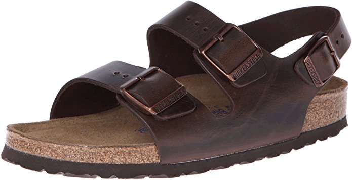 Review of Birkenstock Unisex Milano Sandal