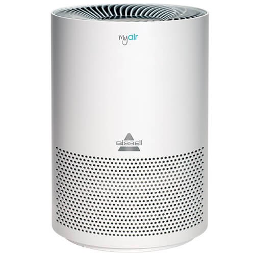 Review of - BISSELL myAir Air Purifier for Small Rooms, 2780A