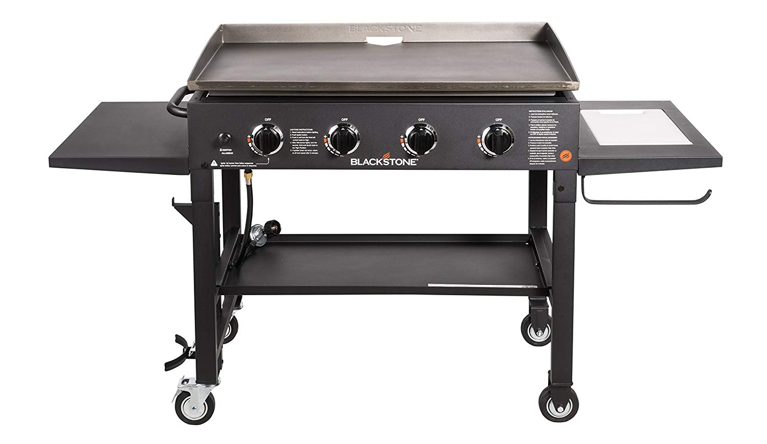 Review of Blackstone 36 inch Outdoor Flat Top Gas Grill Griddle Station