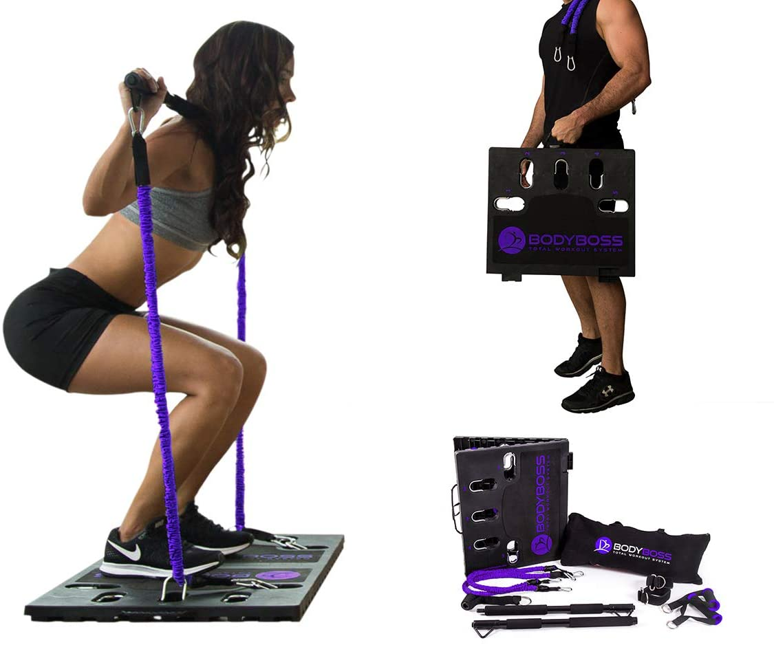 Review of BodyBoss 2.0 - Full Portable Home Gym Workout Package
