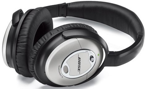 Bose QuietComfort 15 Acoustic Noise Cancelling Headphones - Reviews of Top 10 Father's Day Gift Ideas for Geek Dads