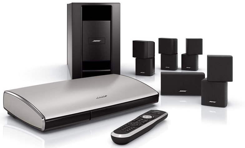 Bose Lifestyle T20 Home Theater System