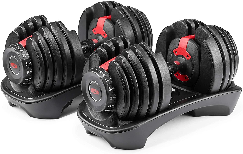 Review of Bowflex SelectTech D-Bell