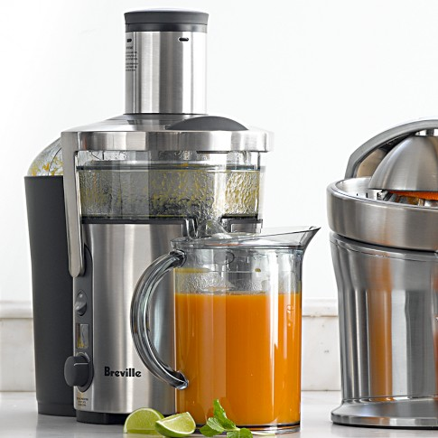 Review of Breville BJE510XL Juice Fountain Multi-Speed 900-W ...