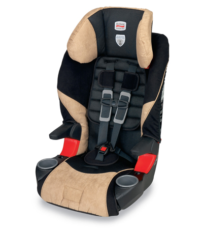 Review of Britax Frontier 85 Combination Booster Car Seat