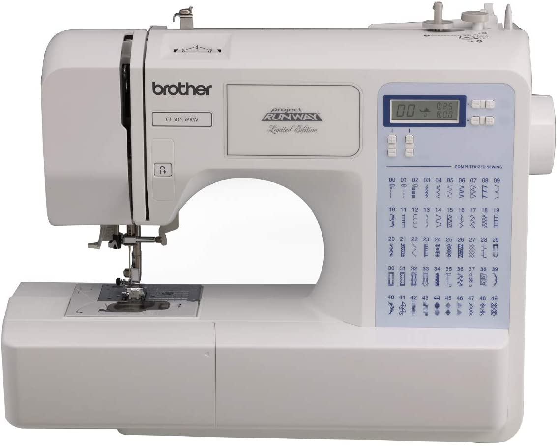 Review of Brother CS5055PRW Sewing Machine, Project Runway
