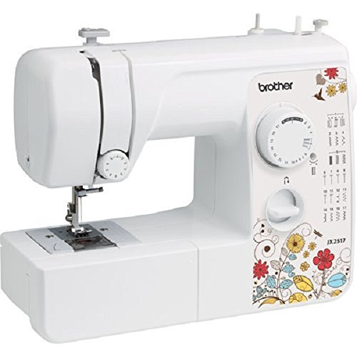 Review of Brother Jx2517 Lightweight and Full Size Sewing Machine.