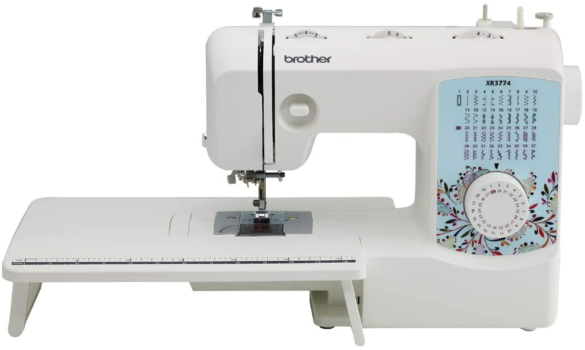 Review of Brother Sewing and Quilting Machine, XR3774